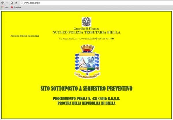 Dexcar-Sito-Web