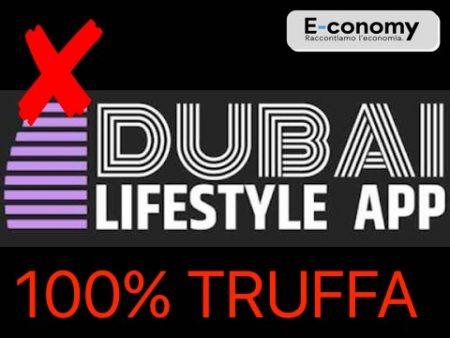 Dubai Lifestyle App Truffa