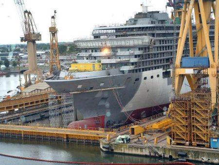 Fincantieri – Stx France: maxi operazione nel settore cantieristico