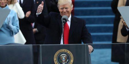 Inizia l'era Trump: ecco i contenuti del discorso inaugurale