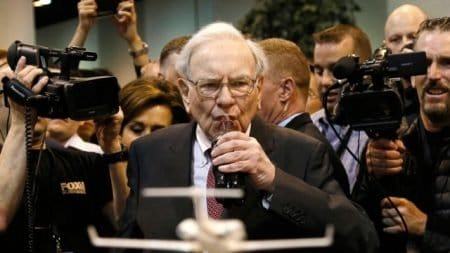 Trader Famosi Warren Buffett