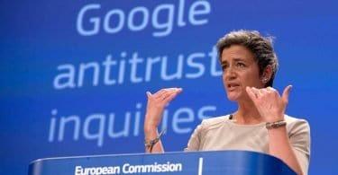 Google multata dall'Antitrust per 2,4 miliardi