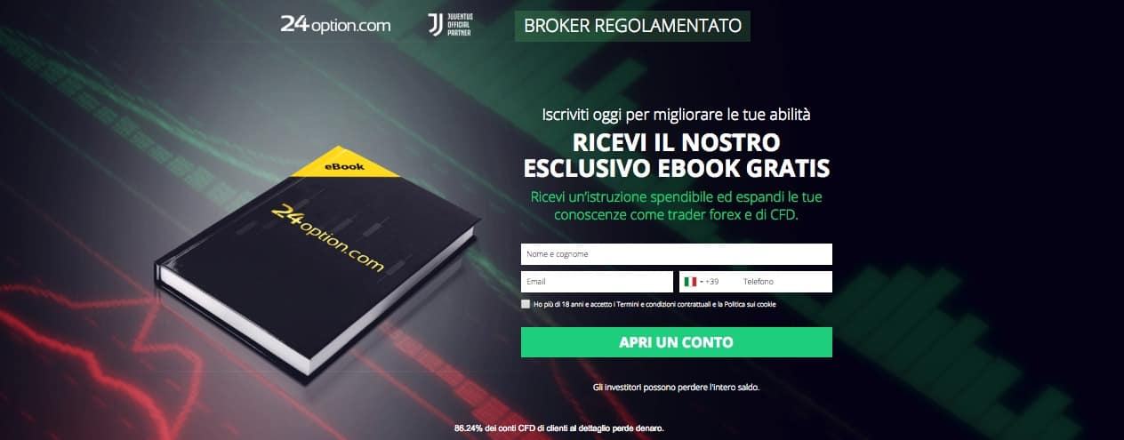 24Option Corso di Trading