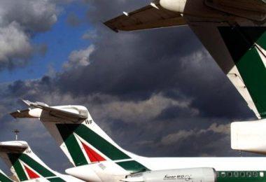 Alitalia ha perso 200 milioni in 2 mesi