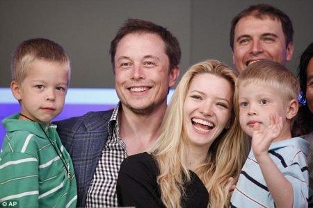 Elon Musk Damian Musk
