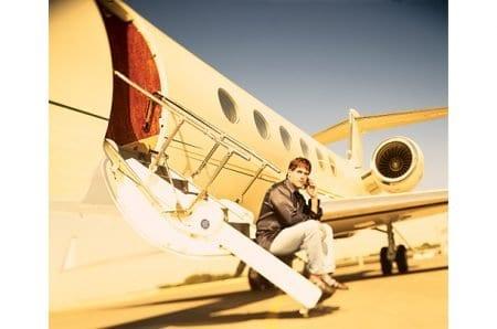 Mark Cuban Jet