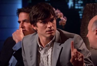 Ashton Kutcher Shark Tank