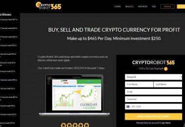 Crypto Robot 365