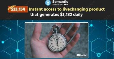Semantic Investment App opinioni recensioni guadagnare