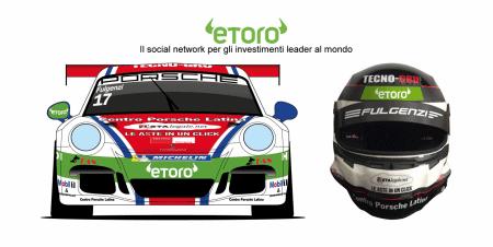 eToro Sponsor Ufficiale