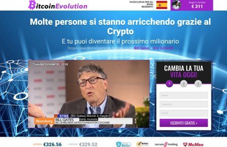 Bitcoin Evolution Truffa? Pareri e Commenti Robot Trading [2019]