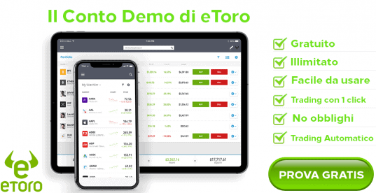 Trading Online Demo eToro