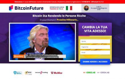 Bitcoin Future una truffa o funziona Recensione e opinioni