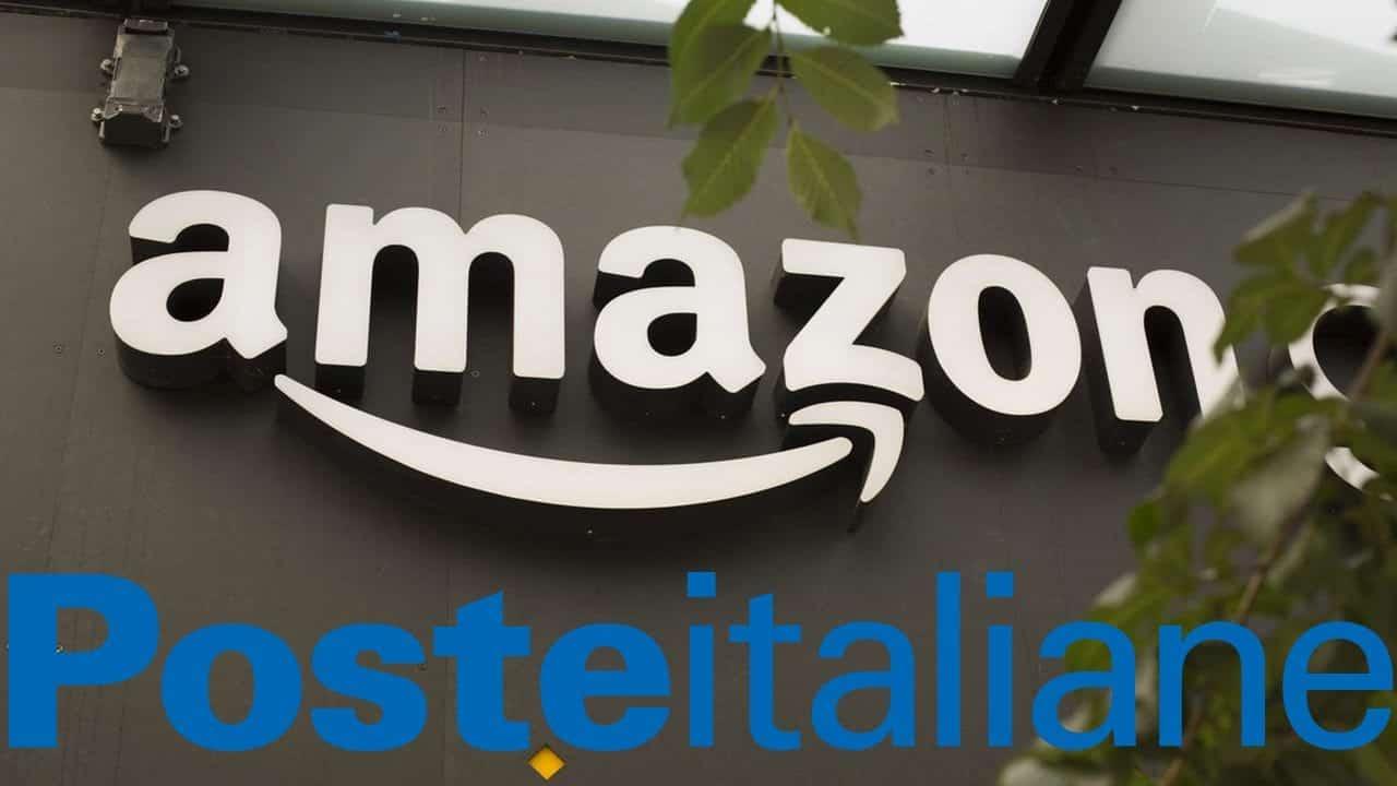 Comprare Azioni Amazon in Posta