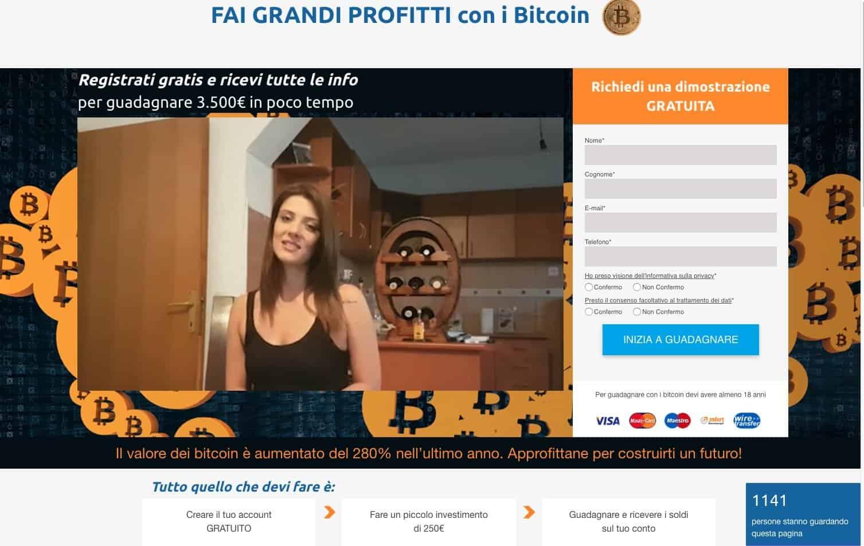 Bitcoin Raining