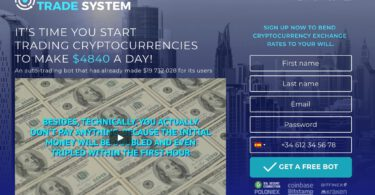 Crypto Trader System