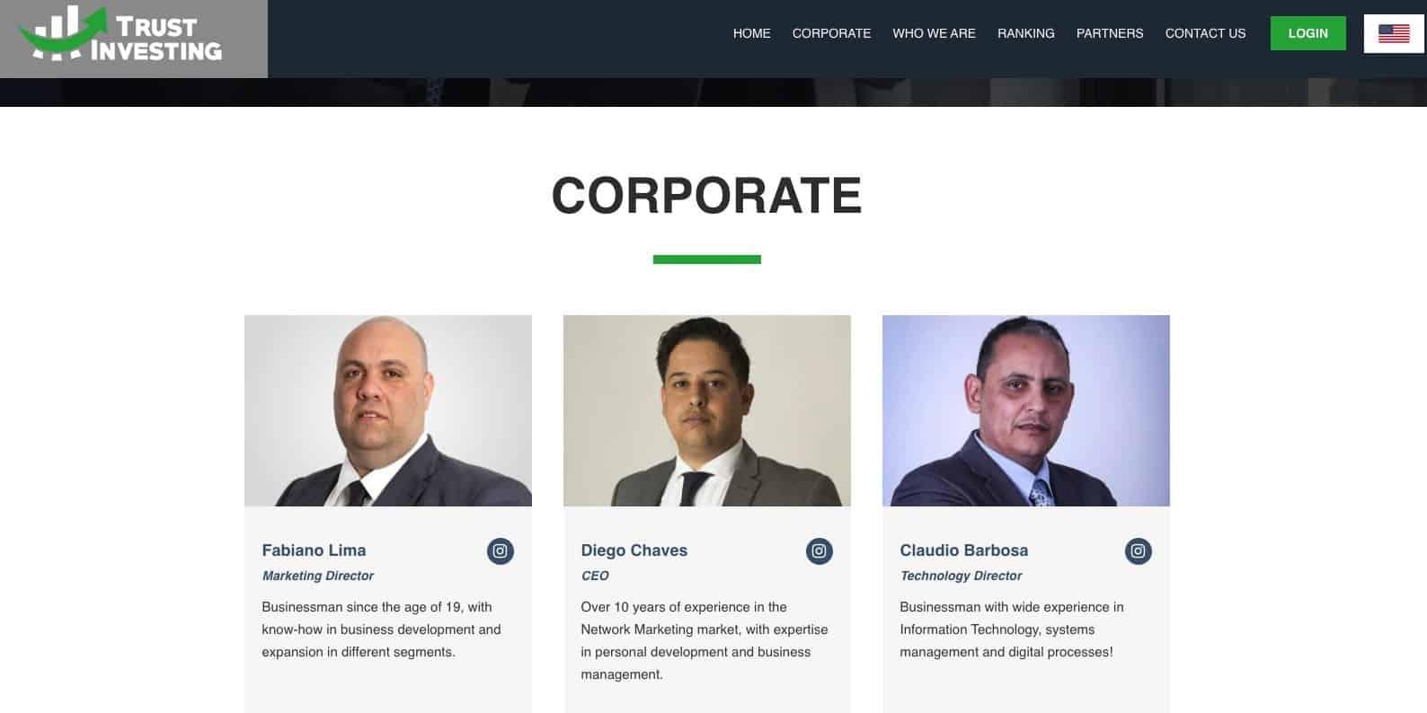 Trust Investing Team