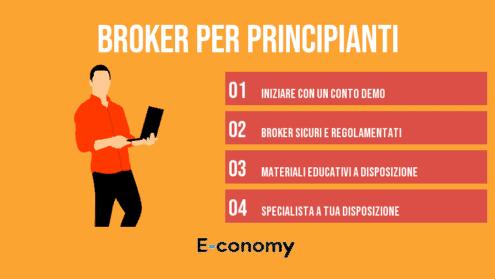 migliori broker per principianti info