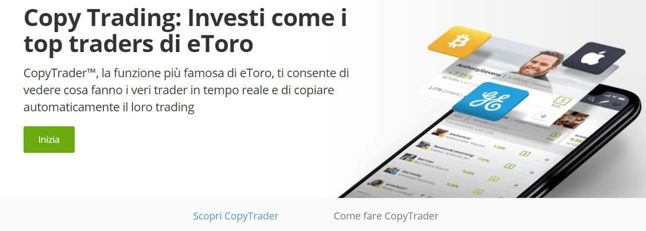 Copy Trading eToro