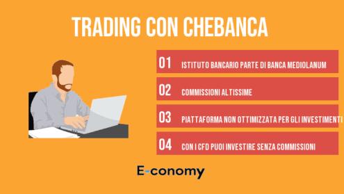 trading con chebanca
