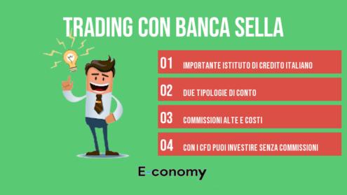trading con banca sella
