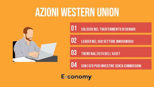 comprare azioni Western Union