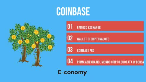 coinbase info