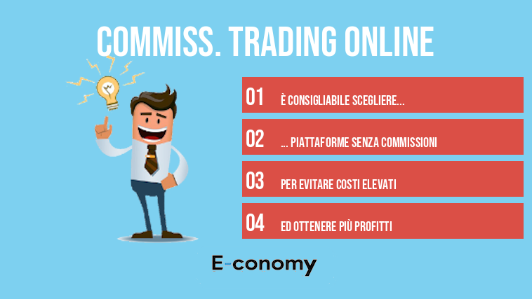 Commiss. Trading Online