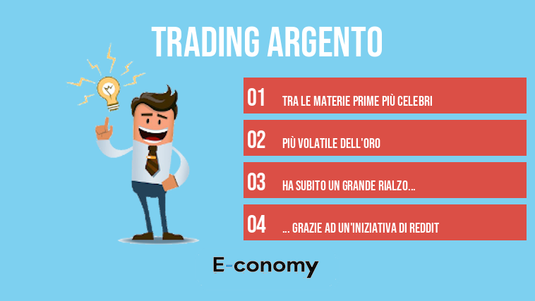 Trading Argento